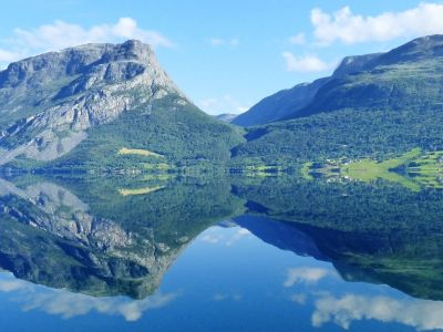 Campings in Centraal Noorwegen