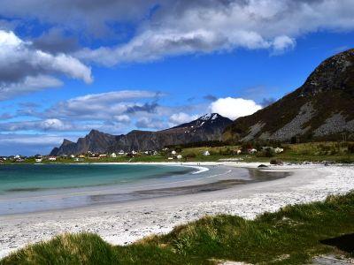 Campings in Noord Noorwegen