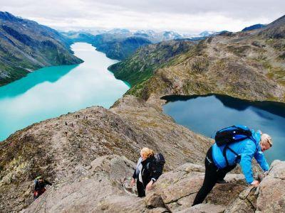 Jotunheimen: het populairste Nationale Park van Noorwegen