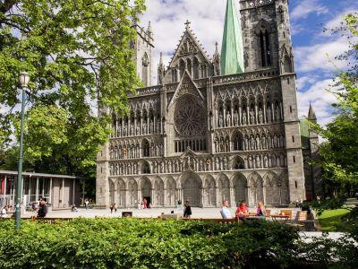 Trondheim: het grootste dorp van Noorwegen
