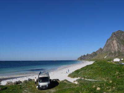 Campings in Nordland (Noord), Lofoten en Vesteralen