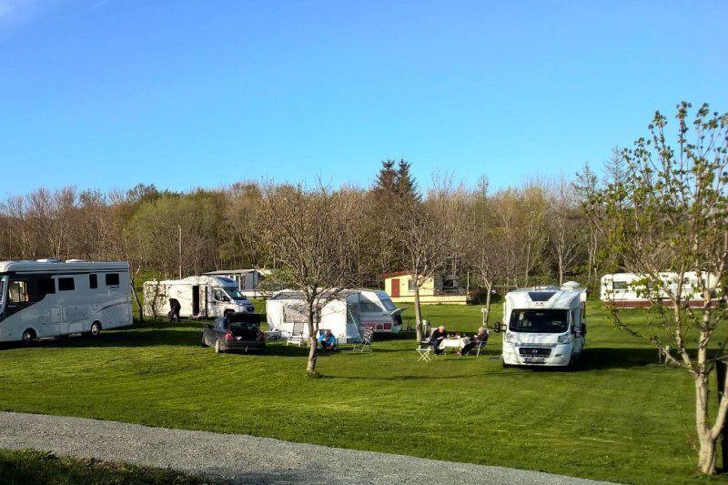 Austratt Camping og Motel Fosen