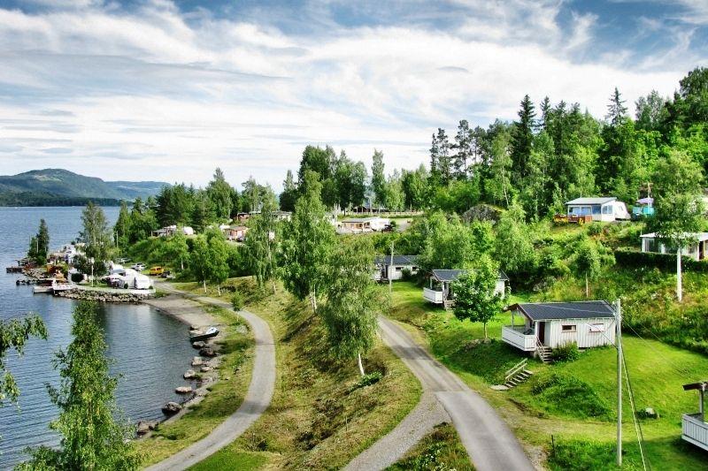 Biristrand Camping Hytter