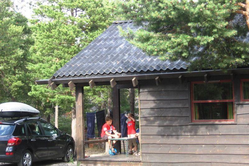 Bispen Camping Hytter