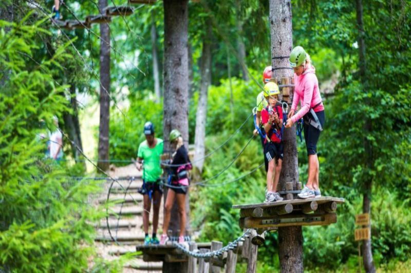 Bo Camping klimpark