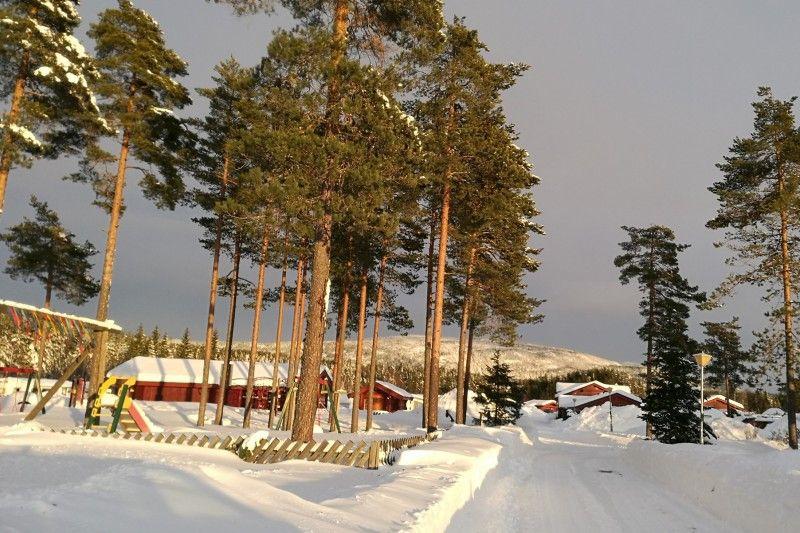 Bo Camping wintersport