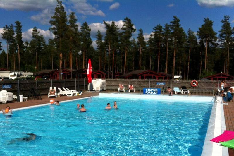 Bo Camping zwembad