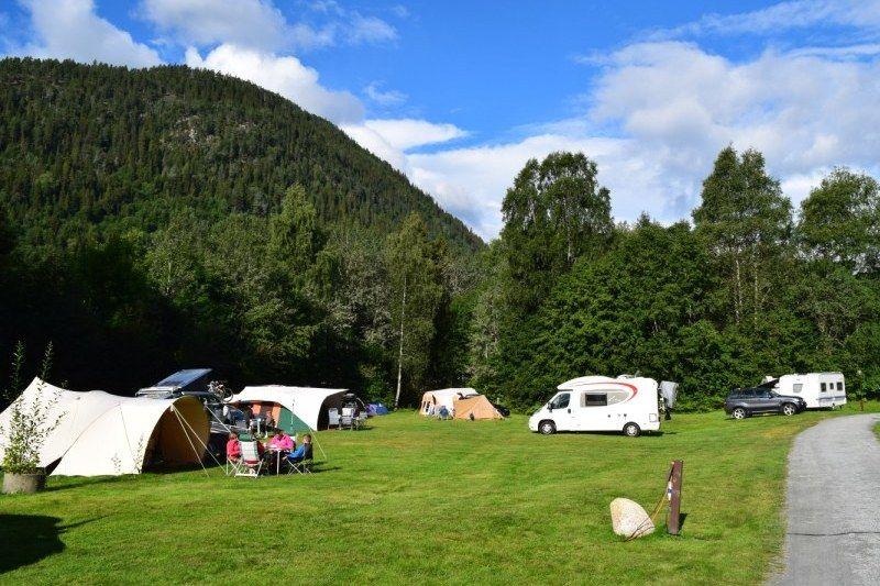 Buoy Camping Dalen kampeerplaatsen