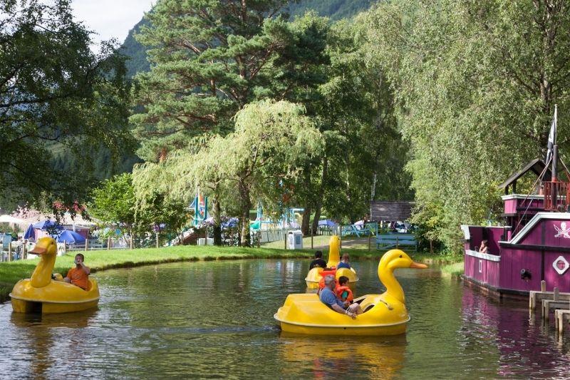 Camping Mikkelparken Ferietun Aquapark en Speelparadijs