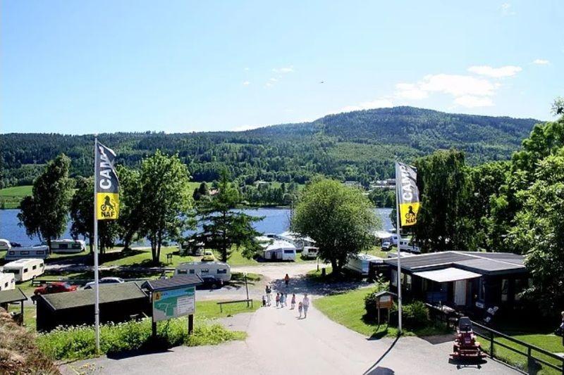 Drammen Camping entree