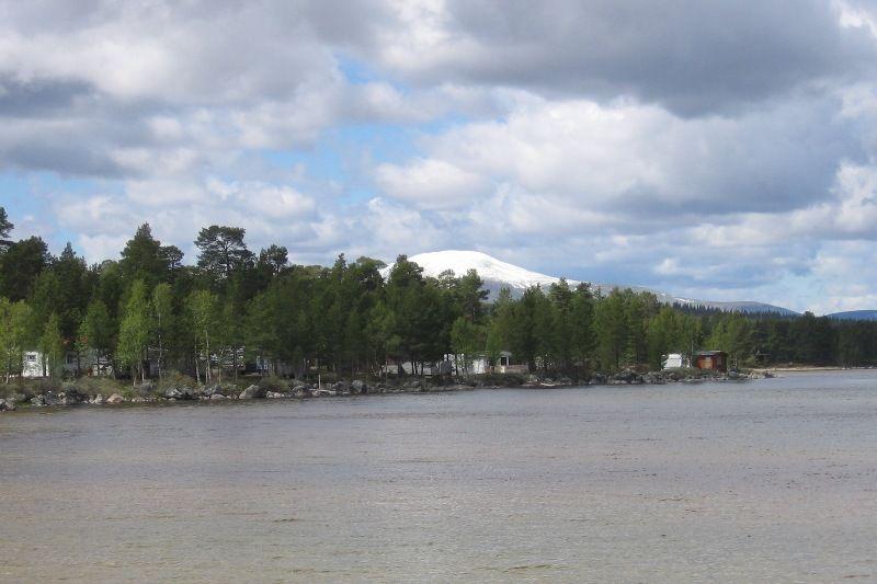 Femundtunet Camping Kampeerplaatsen
