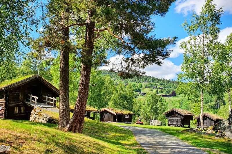 Groven Camping og Hyttegrend Amot