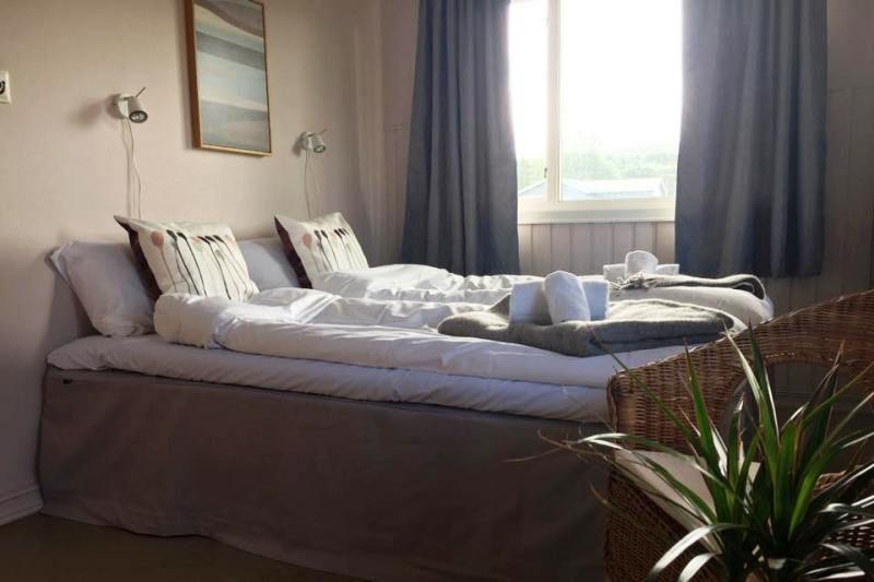 Guldbergaunet Camping Steinkjer Hotelkamers