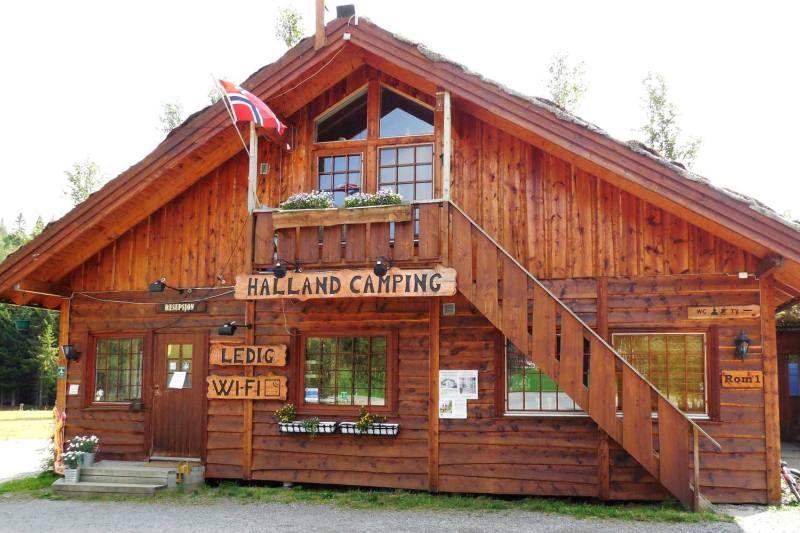 Halland Camping receptie