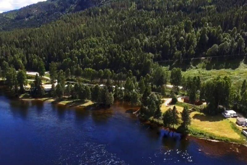 Holman Camping ligging