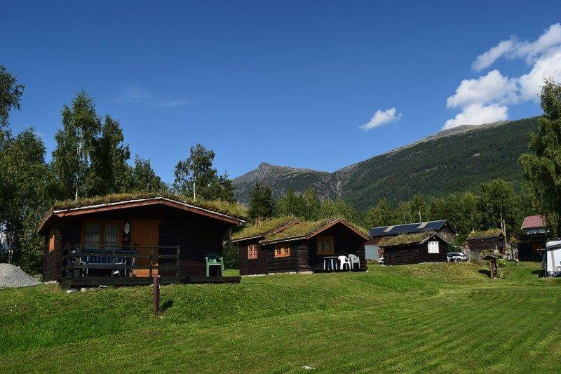 Holungsoy Camping Vaga Hytter