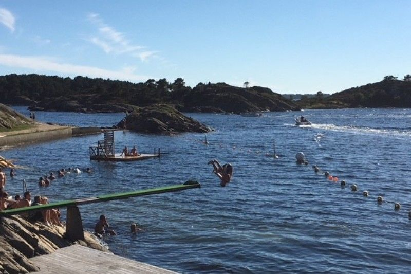 Kristiansand Feriesenter waterpret