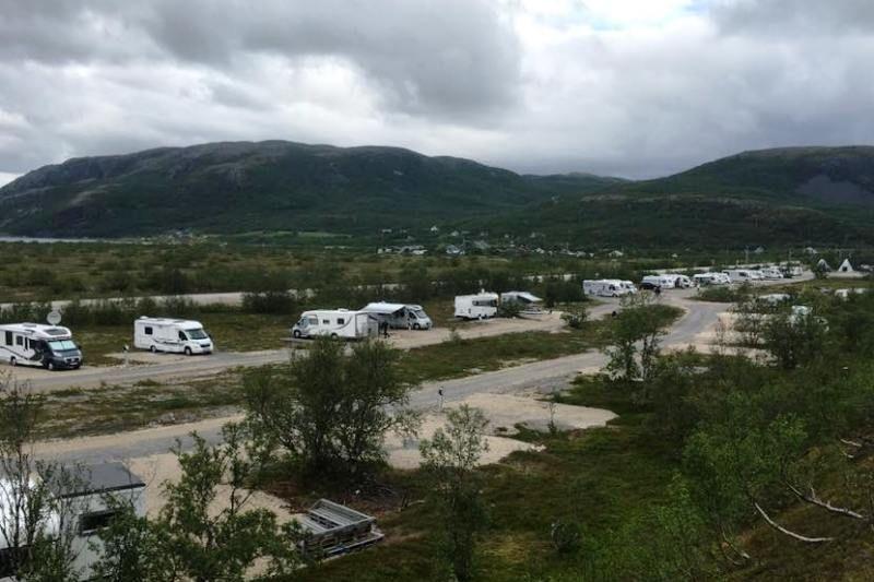 Kunes Camping ligging