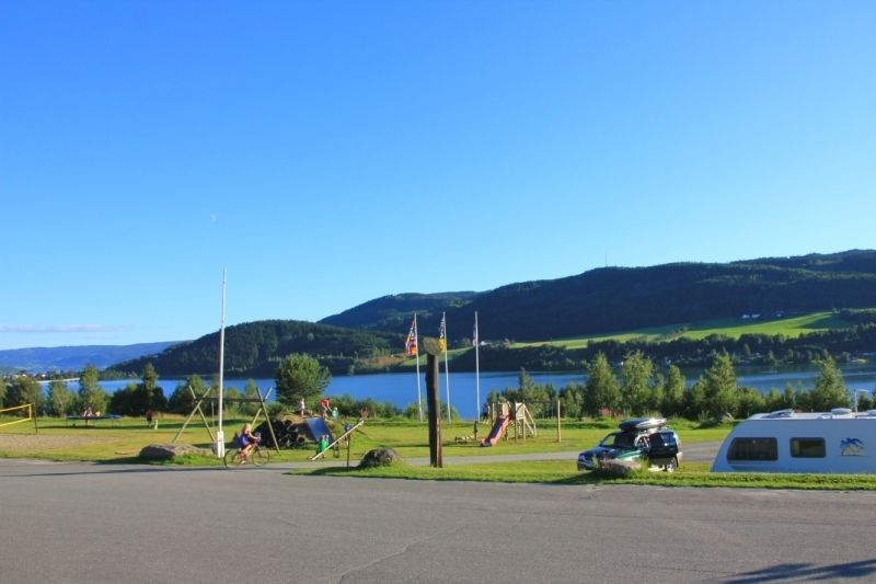 Lillehammer Turistsenter sport- en spelvoorzieningen