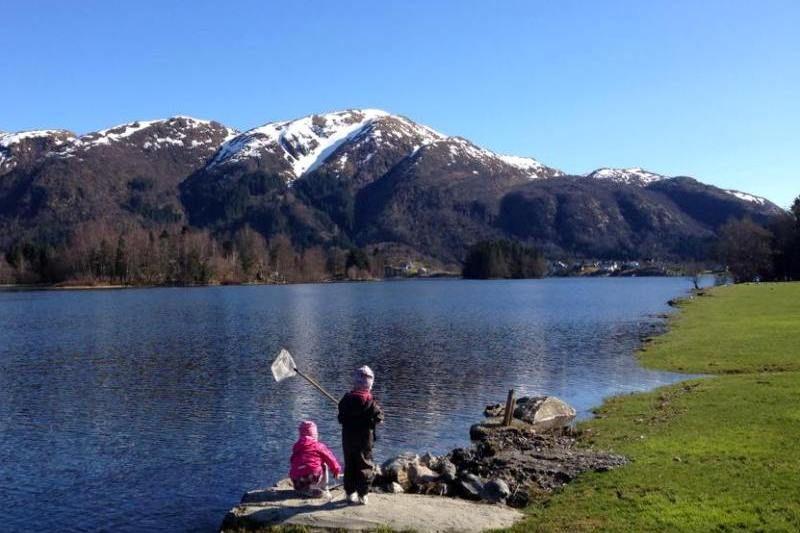 Lone Camping Bergen Haukelandmeer
