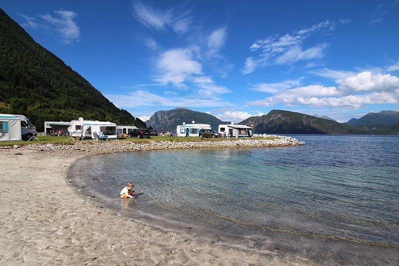 Mana Camping strandje