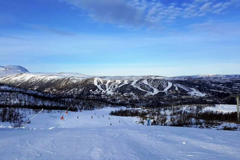 Oen Turistsenter Geilo wintersport