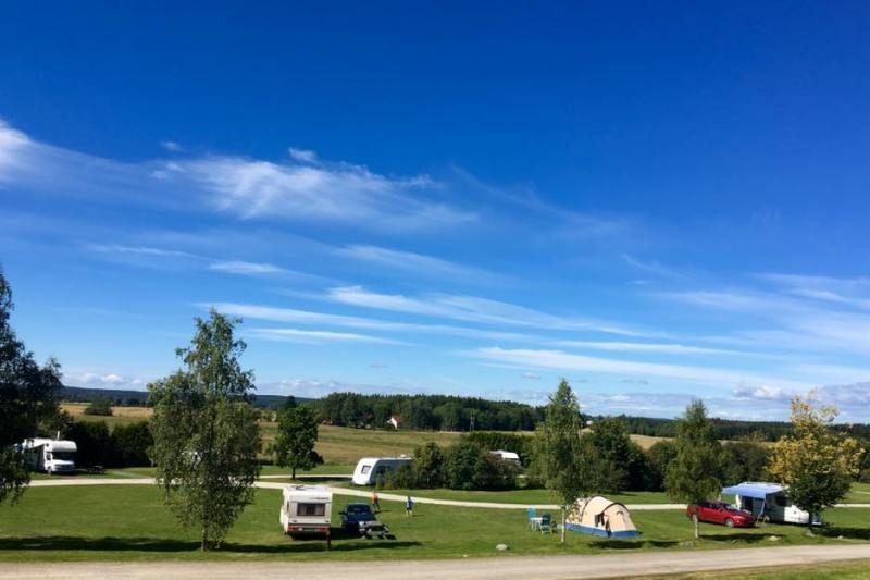 Olberg Camping Kampeerplaatsen