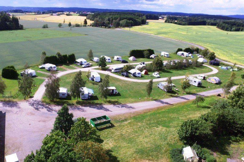 Olberg Camping ligging