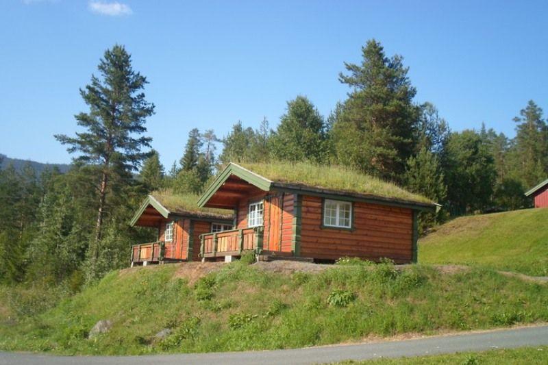 PlusCamp Aurdal Fjordcamping Hytter