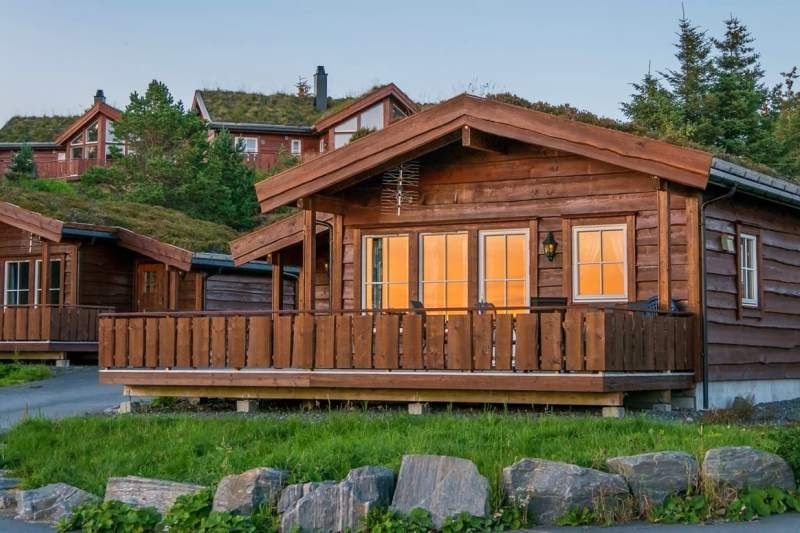PlusCamp Bud Camping hytter en bungalows