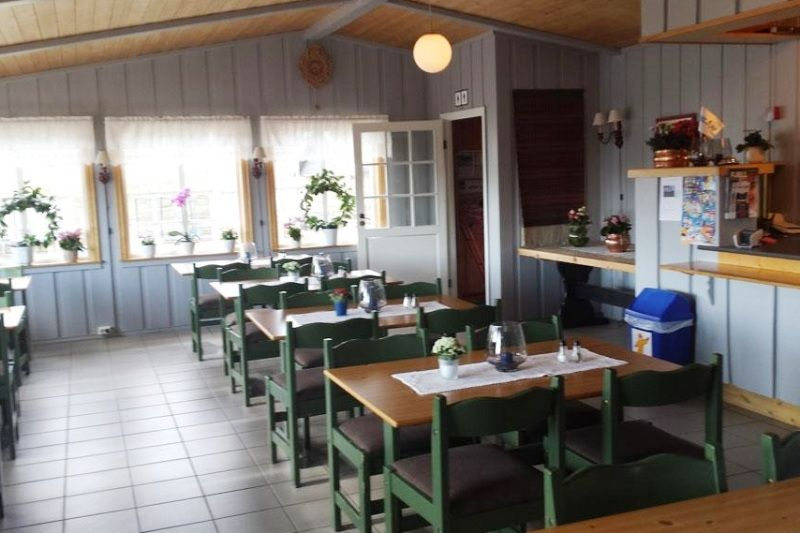 PlusCamp Hageseter Turisthytte og Camping restaurant
