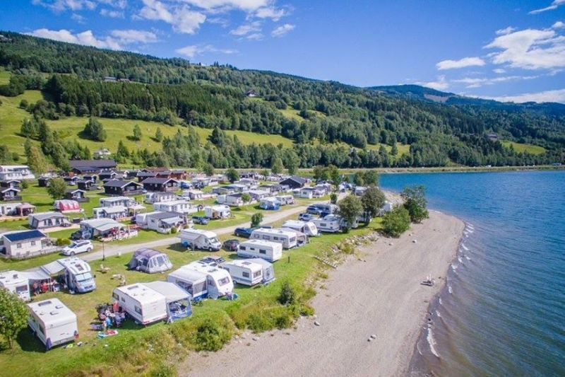 PlusCamp Mageli Camping strand