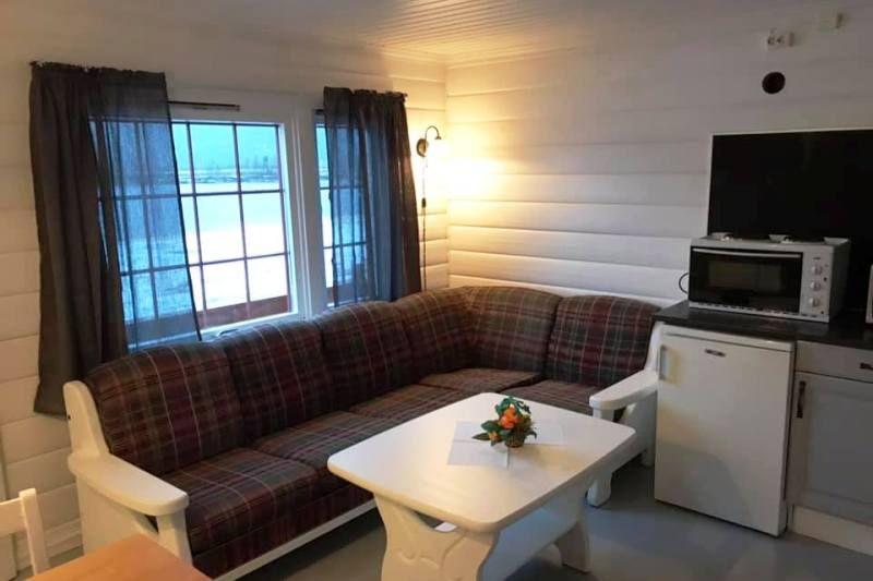 PlusCamp Namsos Camping mooi ingerichte hytter