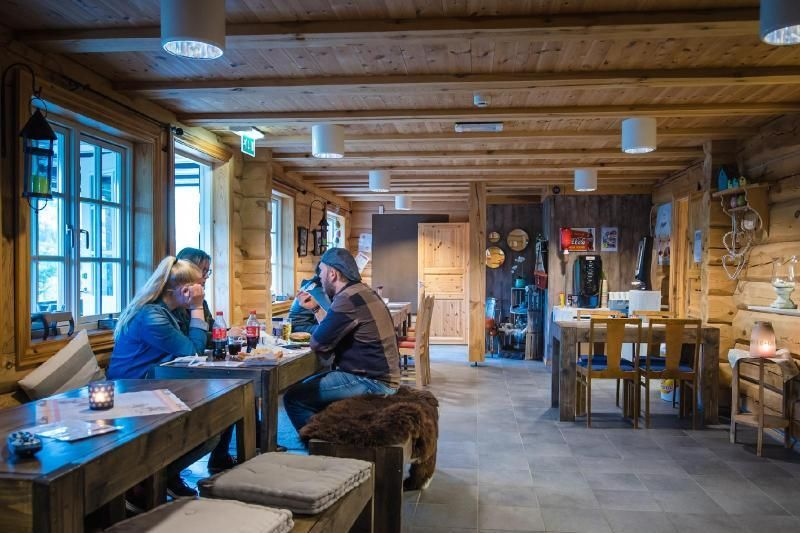 PlusCamp Rustberg Camping restaurant