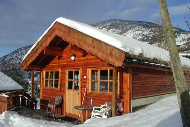 PlusCamp Sandvik Gaupne hytter wintersport
