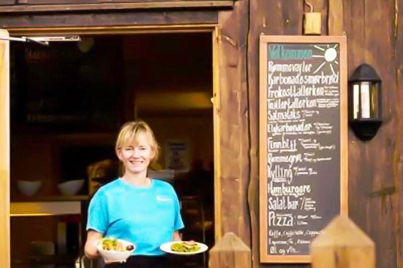 Randsverk Camping restaurant