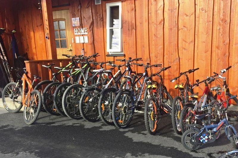 Randsverk Camping fietsen te huur