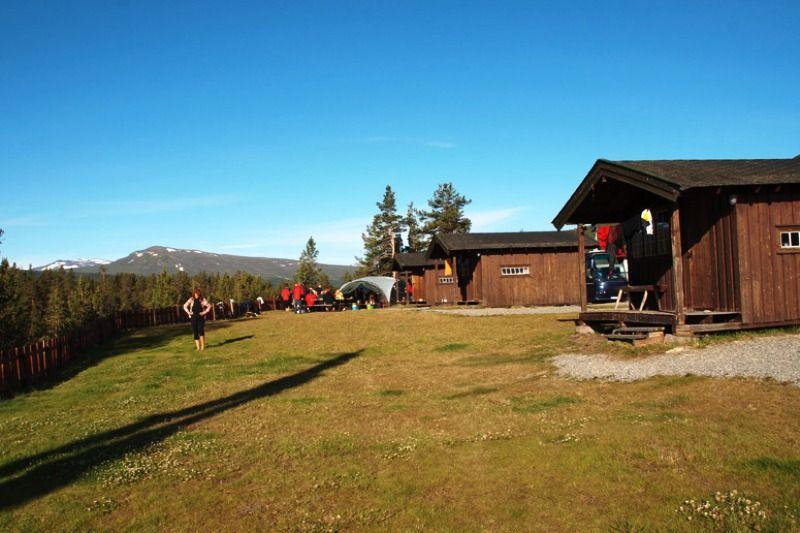 Randsverk Camping Tessanden Innlandet Oppland Noorwegen