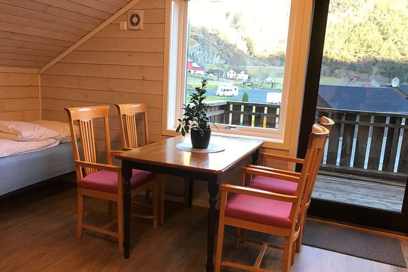 Rullestad Camping kamers