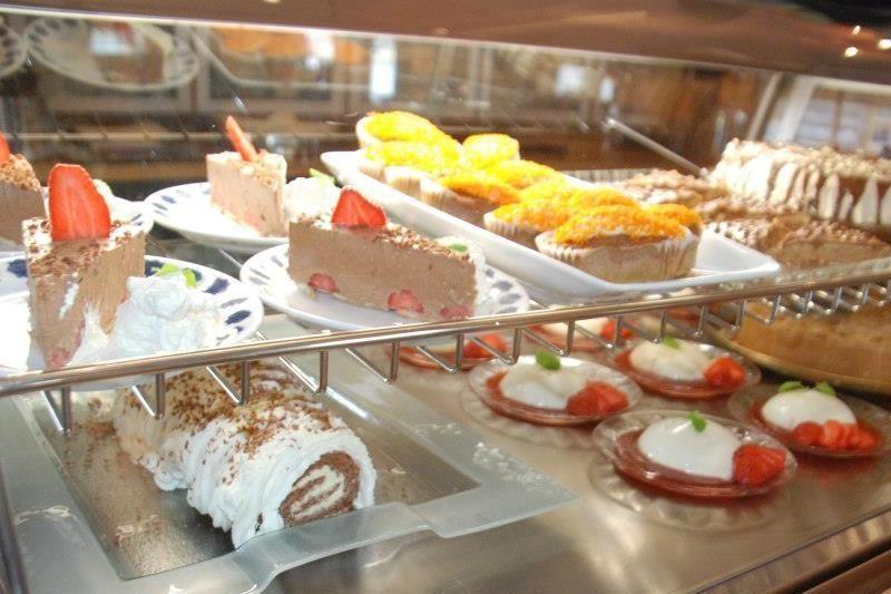 Sandsletta Camping cakes