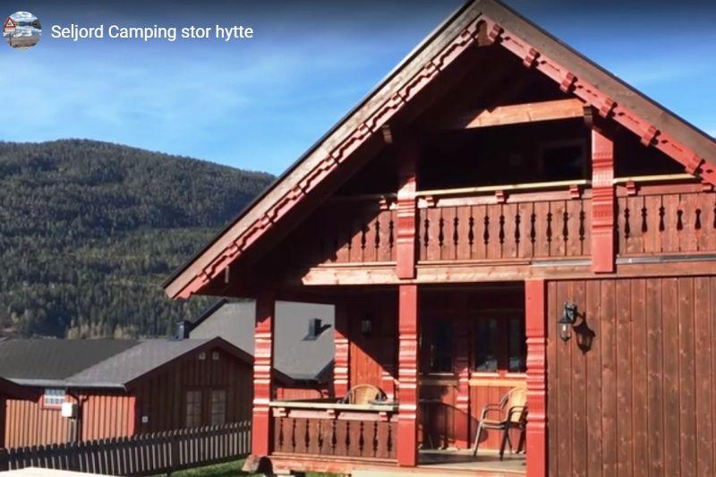 Seljord Camping Hytter