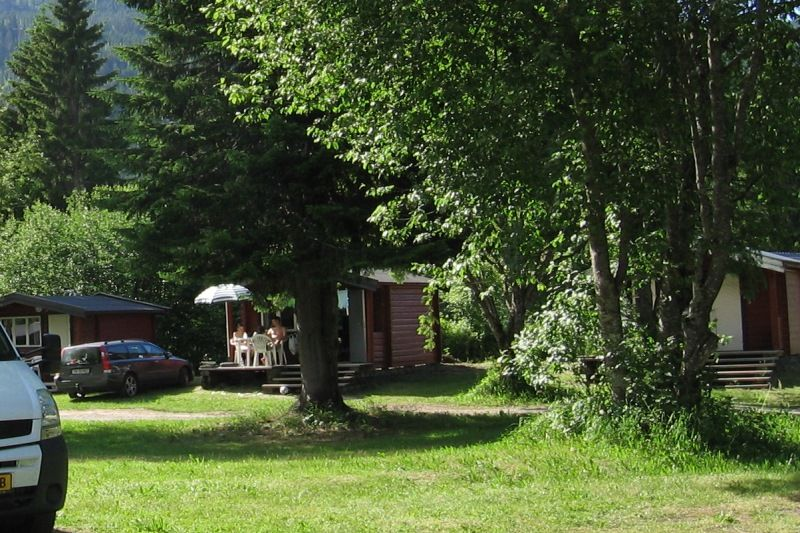 Storen Camping Hytter