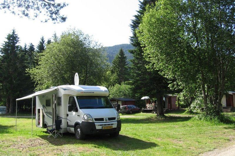 Storen Camping Kampeerplaatsen