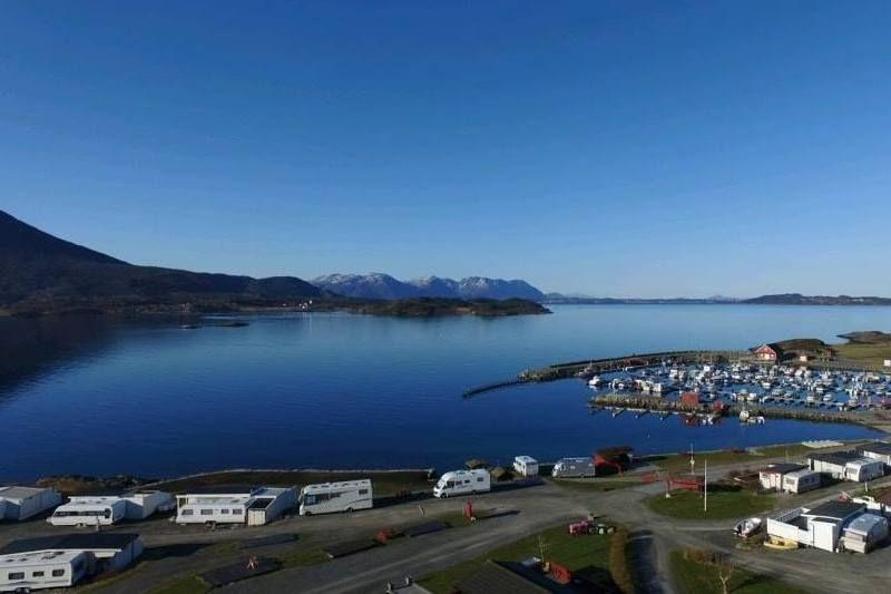 Tornes Fjordcamping Ligging