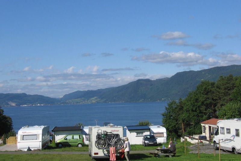 Trasavika Camping Viggja Kampeerplaatsen