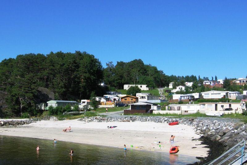 Trasavika Camping overzicht