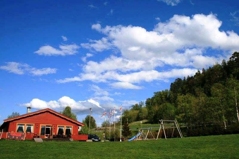 Trasavika Camping receptiegebouw en speeltuin