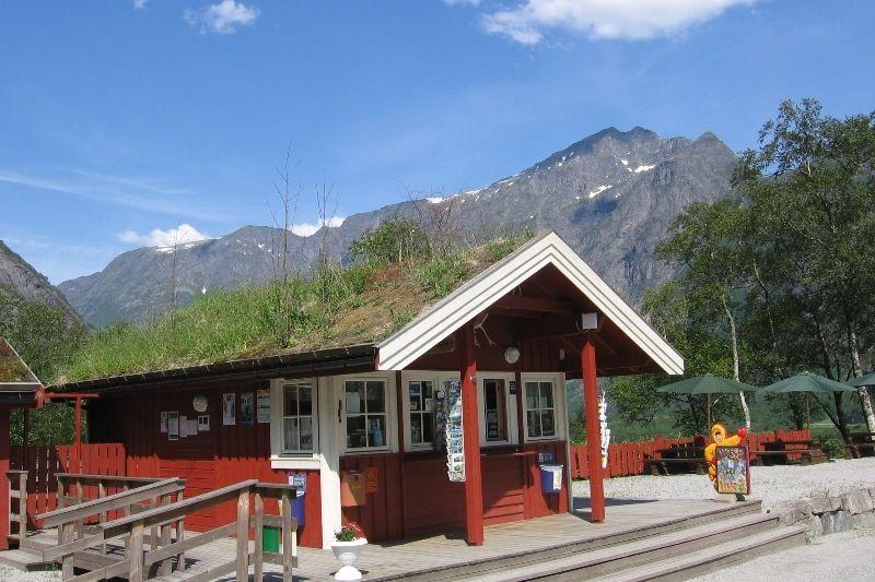 Trollveggen Camping Receptie & Kiosk