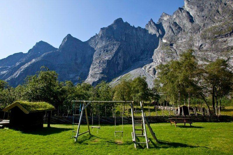 Trollveggen Camping Speeltuin